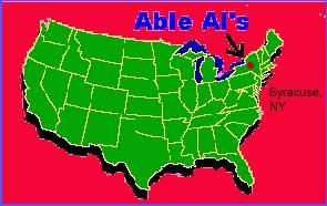 Able Als Syracuse NY location